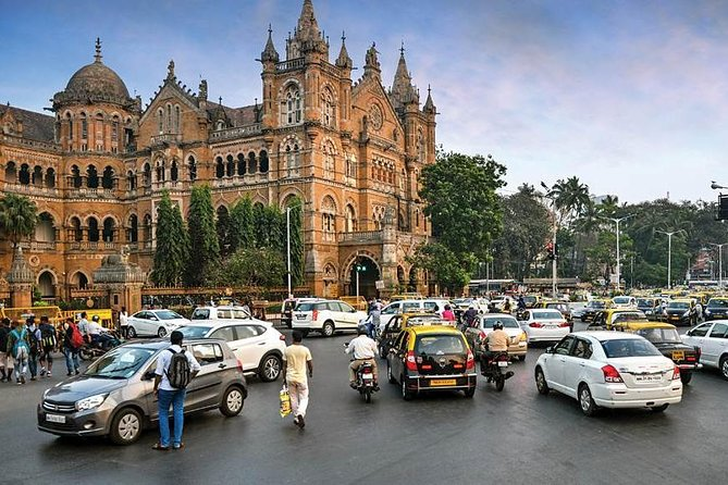 5 Star Small Group Mumbai City Tour With Local