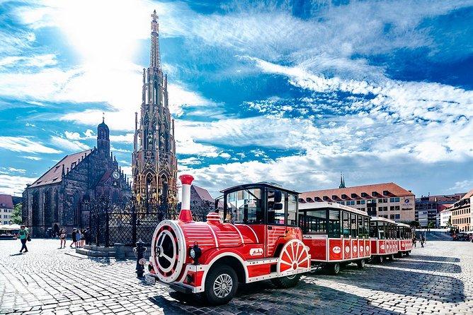 Discover Nuremberg on the Mini-Train