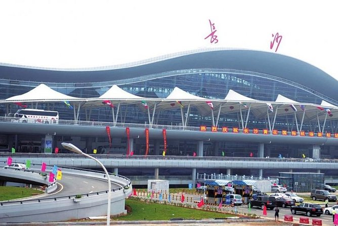 Private Transfer Between Changsha Airport and Changsha/Zhuzhou/Xiangtan City