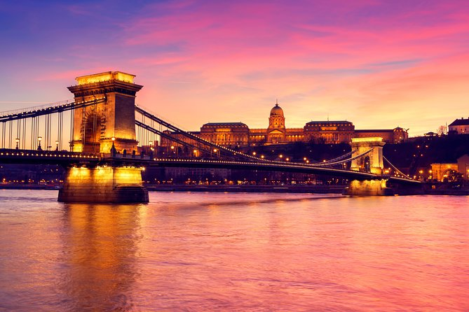 Budapest Sunset Flight by Private Plane