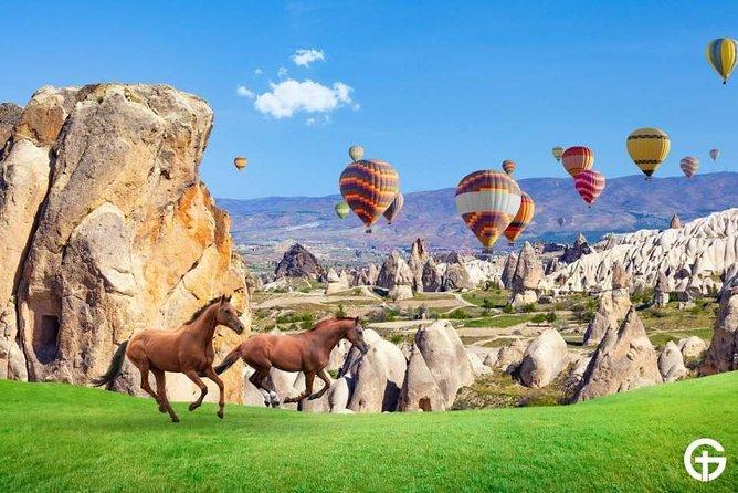 See Magical Places on a Standard Cappadocia Balloon Ride