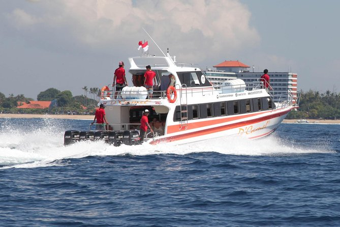 Bali Lembongan Glory Ferry Ticket
