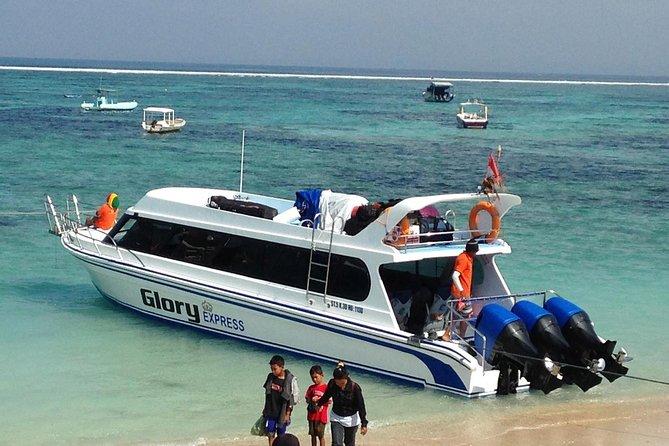 Bali Lembongan Glory Ferry Ticket