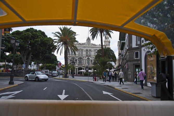 90-minute Tuk-Tuk Neighbourhoods Tour around Las Palmas de Gran Canaria