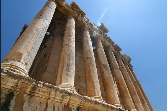 Small Group - Baalbek, Anjar & Ksara - Day Tour From Beirut