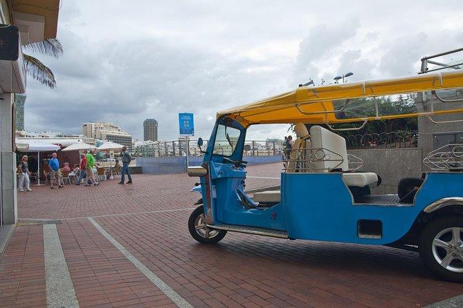 Tuk-Tuk Tour around Las Canteras Beach