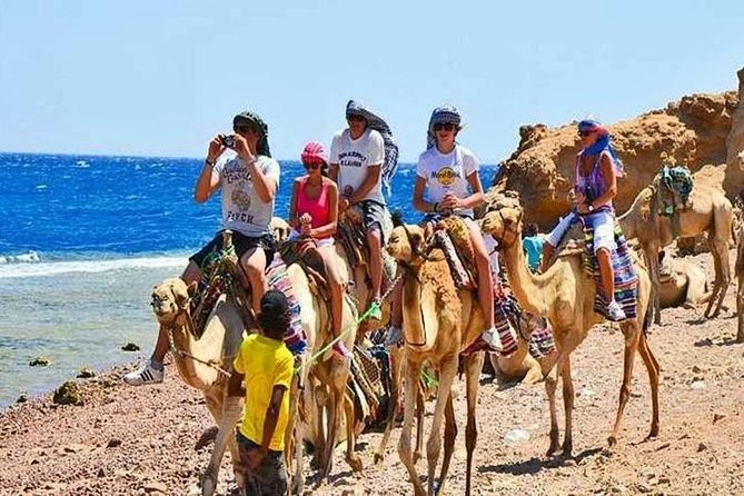 Blue Hole National Park by Bus - Sharm El Sheikh