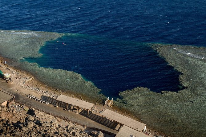 Blue Hole and Dahab Canyon By Bus With Lunch and Camel Reid - Sharm ElSheikh