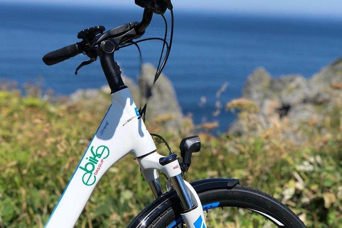 Ebike rental trough basque coast