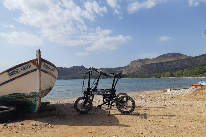 Tour Nafplio with an e-bike!