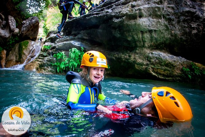 Half Day Canyoning in the Sierra de Guara from Huesca