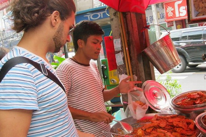 Jaipur Night Food Tour - A Guided Street Food Tasting Tour
