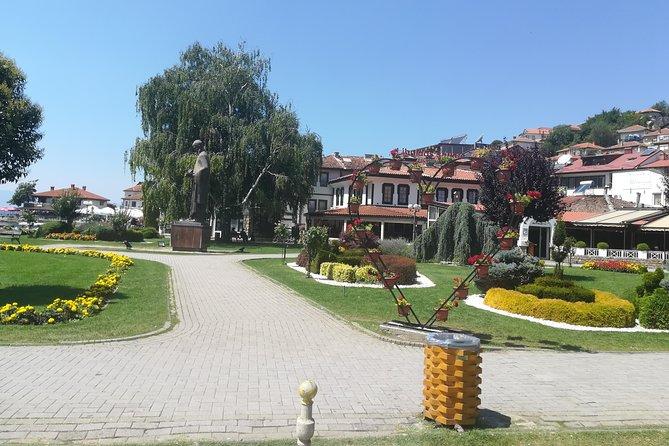 Ohrid day trip