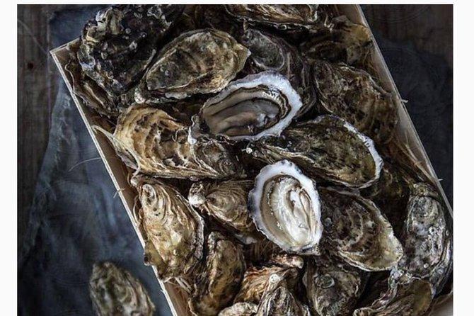 Oyster farm + tasting.