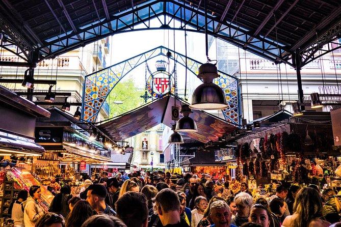 Private Tour : Welcome to the Boqueria Market