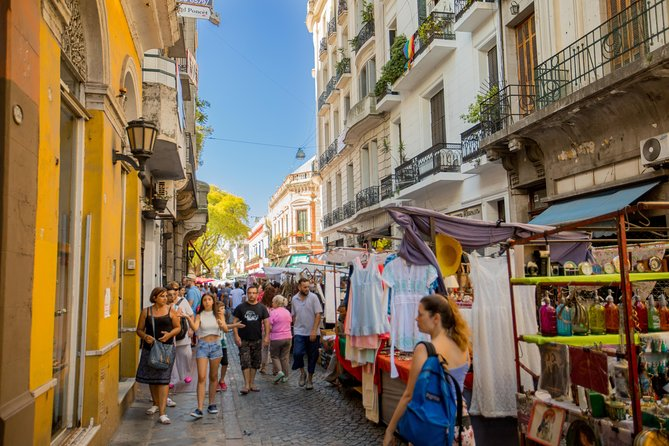 Small-Group Buenos Aires Food and Culture Tour