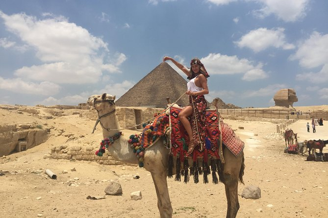 2 Day Private Tour to Giza, Saqqara, Dahshur&Dinner Cruise and Sound, Light Show photo 1