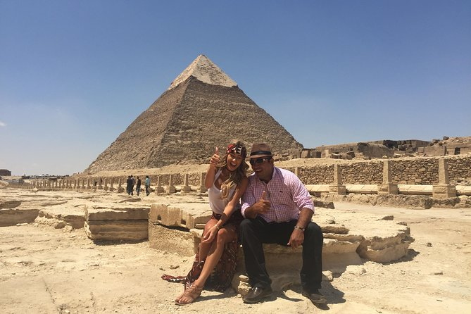 2 Day Private Tour to Giza, Saqqara, Dahshur&Dinner Cruise and Sound, Light Show photo 4