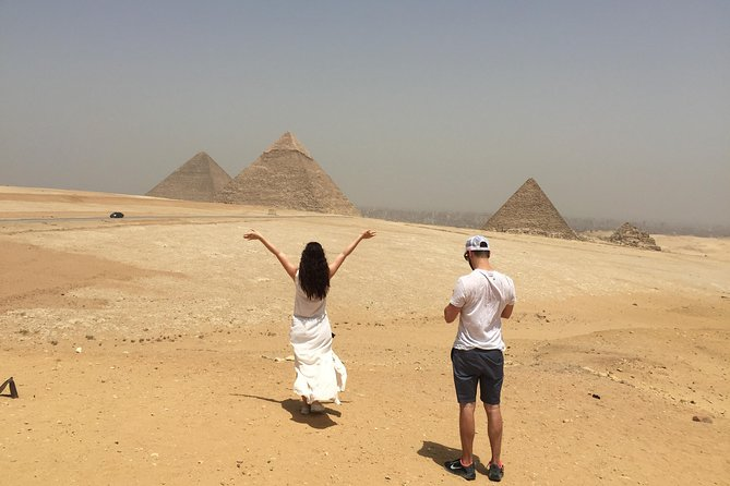 2 Day Private Tour to Giza, Saqqara, Dahshur&Dinner Cruise and Sound, Light Show photo 9