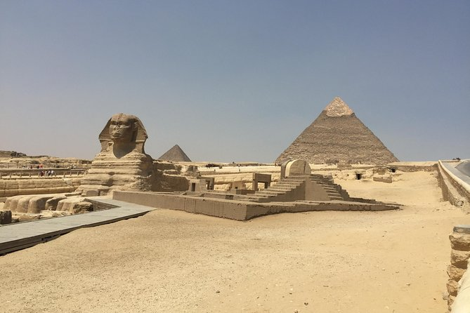 2 Day Private Tour to Giza, Saqqara, Dahshur&Dinner Cruise and Sound, Light Show photo 8