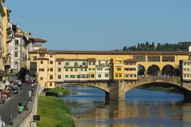 Florence Wonders morning Walking Tour with Uffizi Gallery skip-the-line