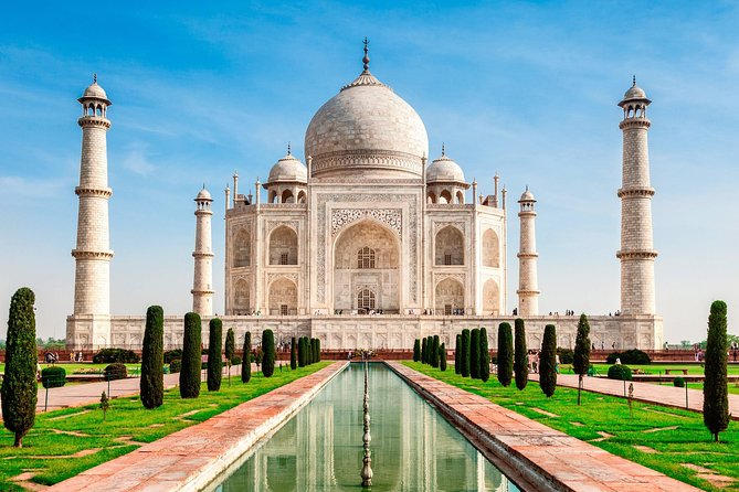 Four Days Private Golden Triangle Tour to Agra and Jaipur From New Delhi