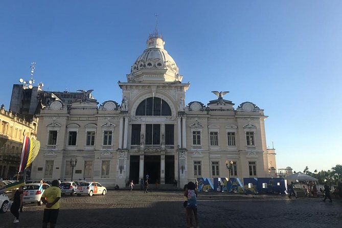 Transfer roundtrip in Salvador with Historical City Tour photo 11