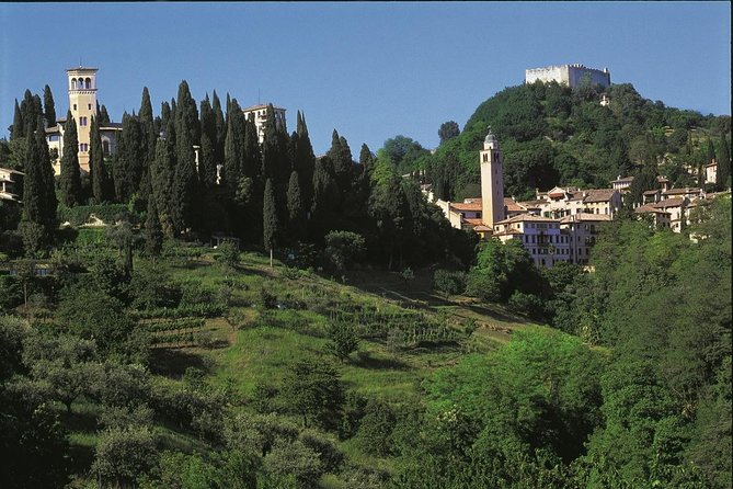 Bike Tours of the Asolo Hills The City Of 100 Horizons