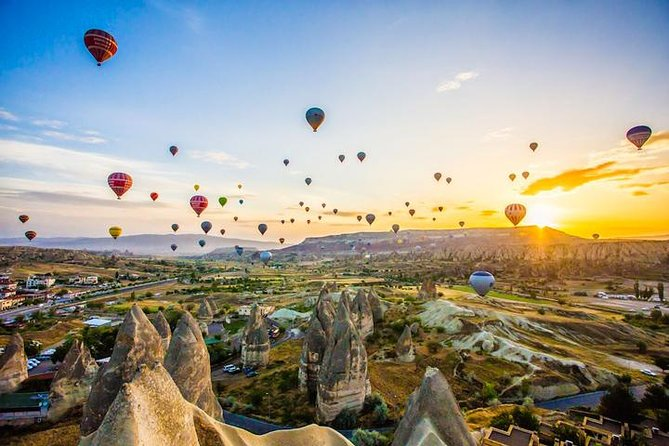 6-Day Turkey Tour from Istanbul: Gallipoli, Troy, Ephesus, Pamukkale and Cappadocia
