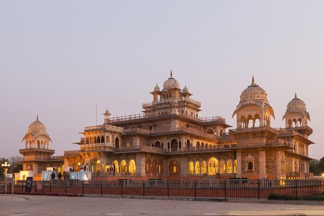 Skip the Line: Albert Hall Museum Ticket with Optional Jaipur Sightseeing Trip photo 3