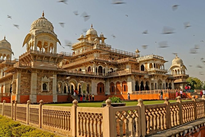 Skip the Line: Albert Hall Museum Ticket with Optional Jaipur Sightseeing Trip photo 6