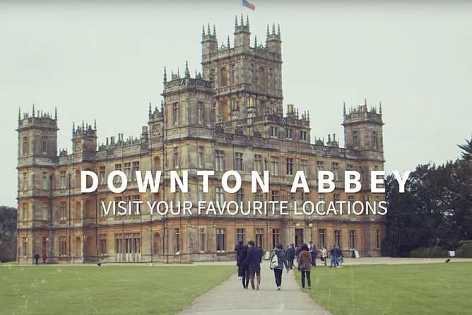 Luxury Downton Abbey Experience with Lunch