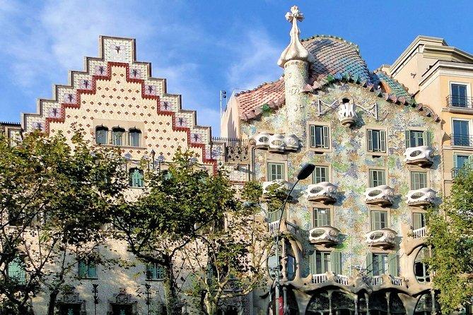 O legado de Gaudi em Barcelona: Excursão a pé privada pela Sagrada Família e Modernismo