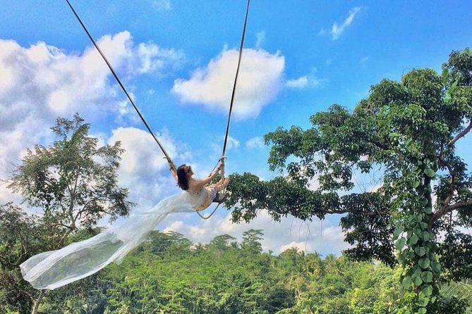 Skip the Line: Sky Swing Bali Ticket
