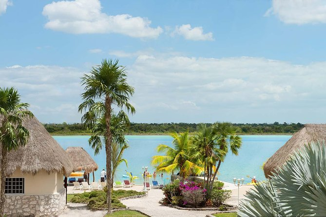1 Day Bacalar Seven Color Lagoon Adventure (transportation + Lunch Included) photo 8