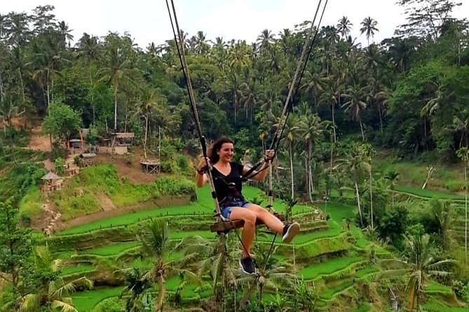 Best of Ubud with Jungle Swing