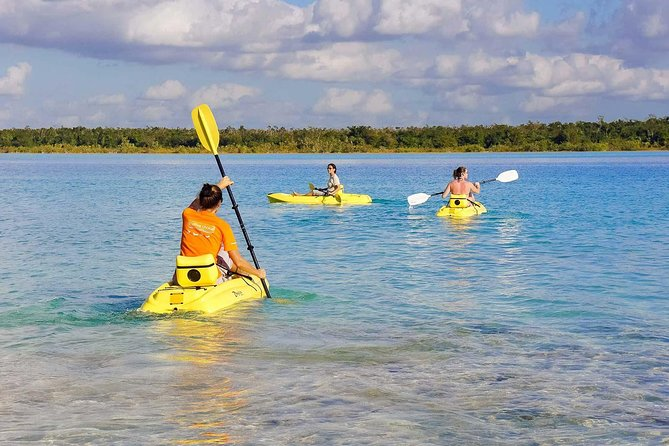 1 Day Bacalar Seven Color Lagoon Adventure (transportation + Lunch Included) photo 7