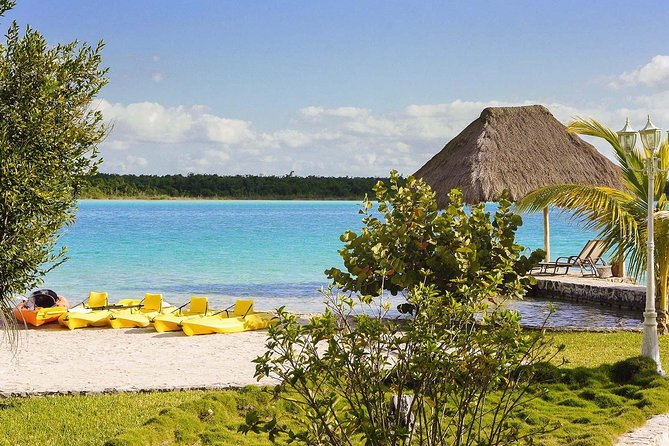 1 Day Bacalar Seven Color Lagoon Adventure (transportation + Lunch Included) photo 3