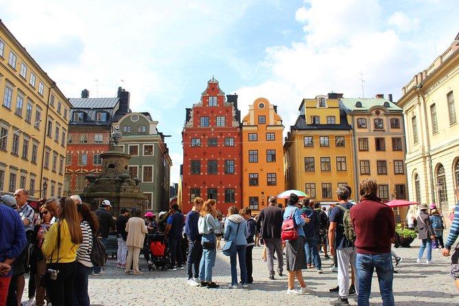 Walking Tour Stockholm: Old Town