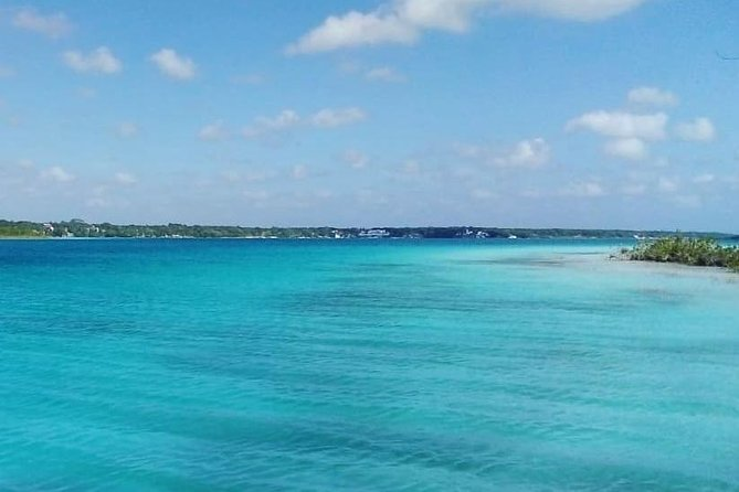 1 Day Bacalar Seven Color Lagoon Adventure (transportation + Lunch Included) photo 14