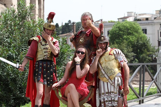 Skip the Line Colosseum Experience with Palatine Hill & Roman Forum