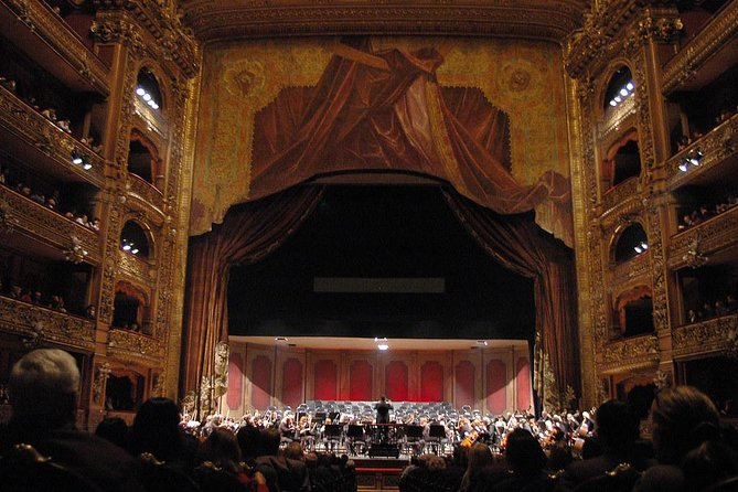 Visit the imposing Colon Theater and Malba Museum - Walking Tour in Buenos Aires