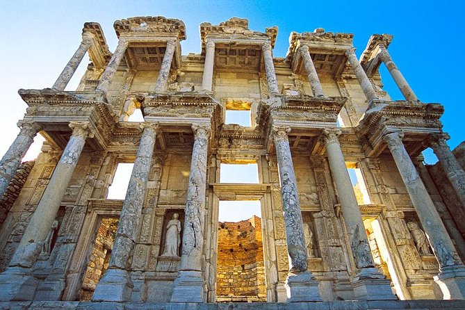 2 Day Private Ephesus and Pamukkale tour from Istanbul