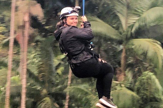 Zipline and Sightseeing Hilo Teen Tour (Hawaii)