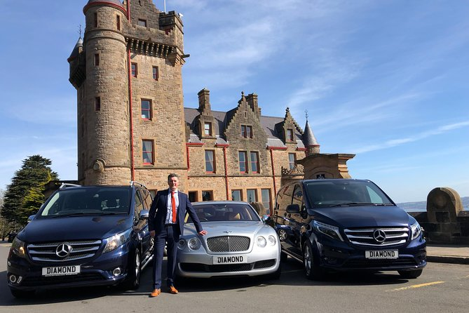 Diamond chauffeurs Ireland
