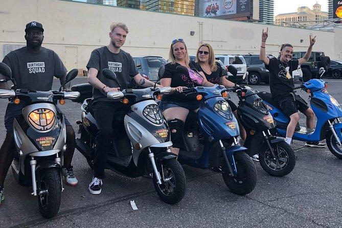 Single/Double Rider for Exploring Las Vegas 3 Hour Rental