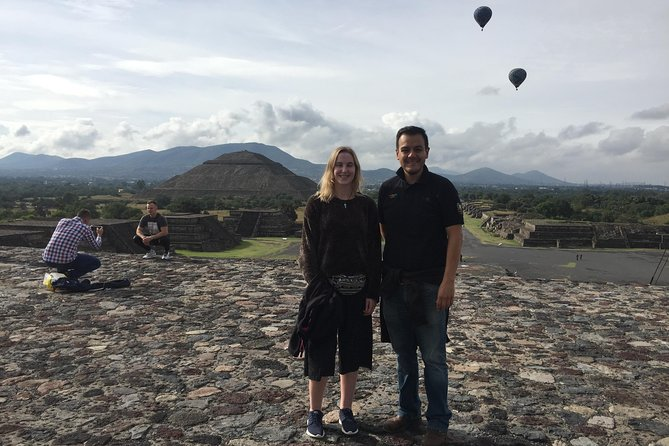Mexico City Layover Tour: Teotihuacan Sightseeing