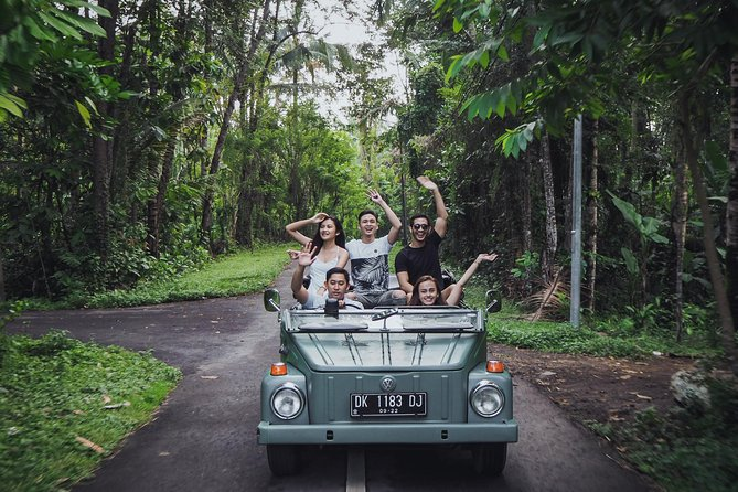 VW Safari Ride by Sky Swing Bali