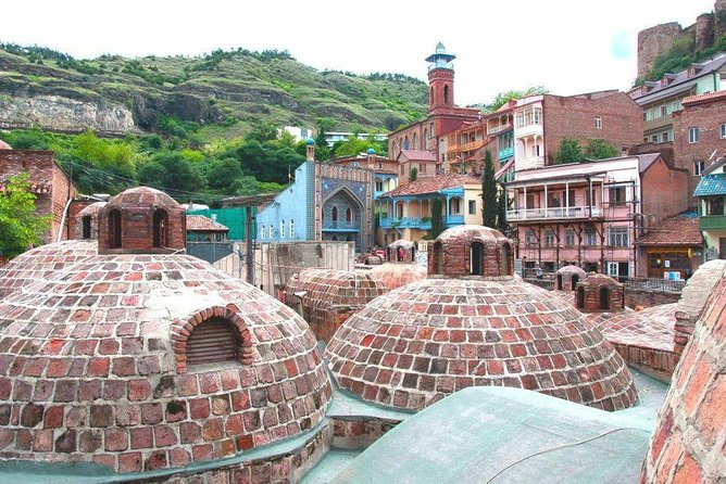 Day tour in Tbilisi