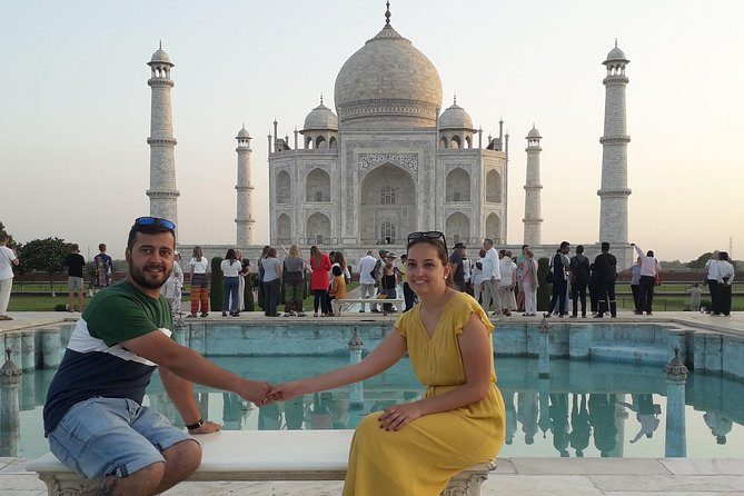 Private Taj Mahal Full day Agra tour by car from Delhi with multiple tour option photo 2